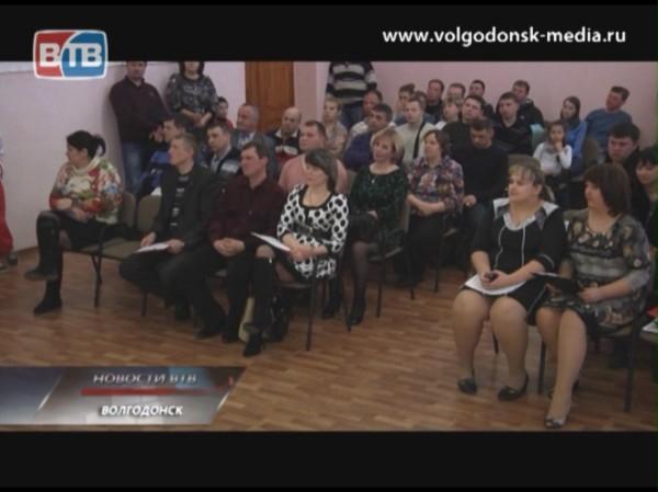 Состоялась конференция единственного в Волгодонске совета отцов