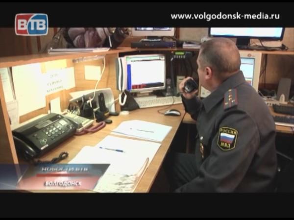 Общество на контроле полиции. Общественный совет при межмуниципальном управлении «Волгодонское» проверил деятельность вневедомственной охраны.