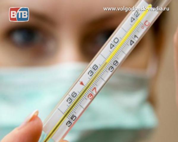 В регионе зафиксирована почти сотня случаев заболевания корью