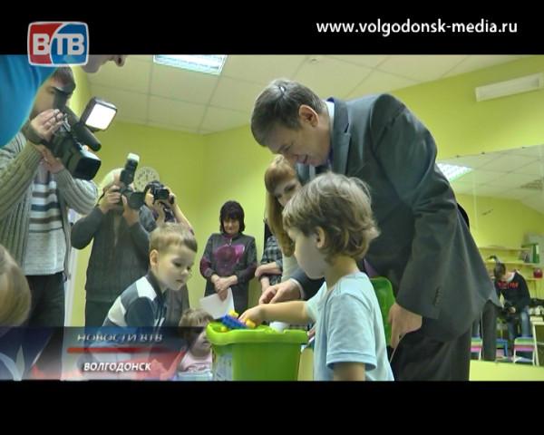Альтернативное детство. Проблему очередности в детские сады Волгодонска будут решать совместно с частным бизнесом