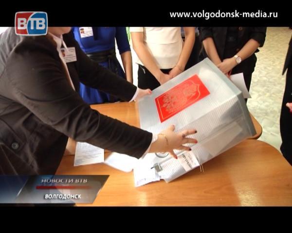 Волгодонск определился со своим кандидатом в Молодежный парламент Зак.собрания области