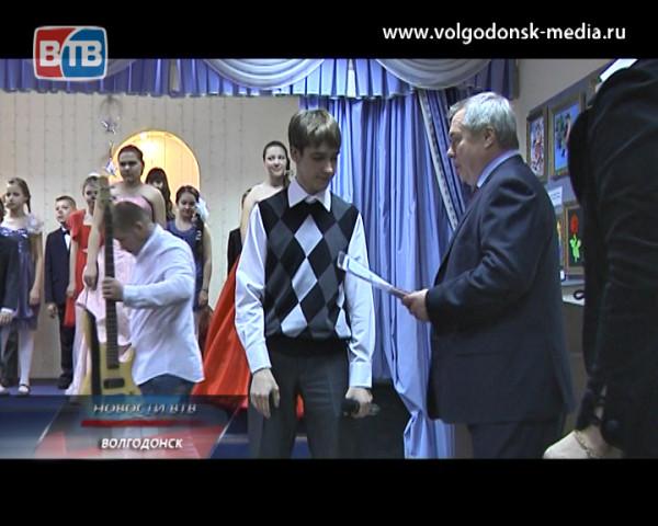 Губернатор Ростовской области посетил Волгодонск с рабочим визитом