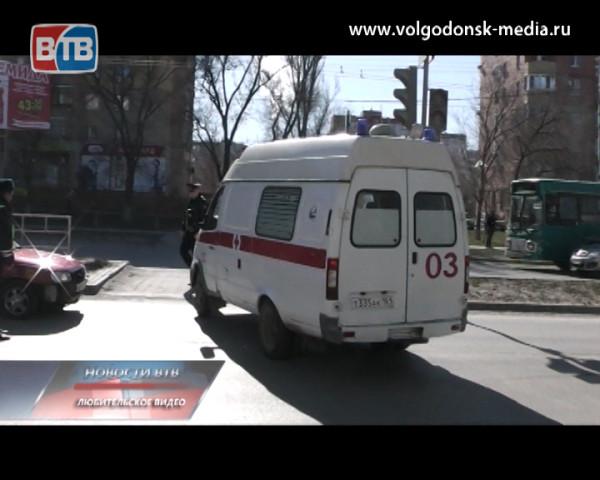 ДТП с участием пешехода на проспекте Строителей. Пострадавший с тяжелыми травмами доставлен в больницу
