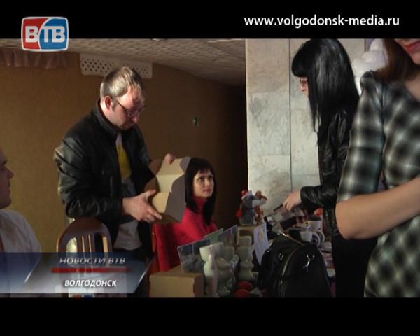 В Волгодонске впервые прошла ярмарка товаров и услуг для молодых семей