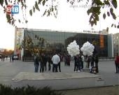 Комсомольская площадь станет местом проведения митинга в поддержку русскоязычного населения Украины