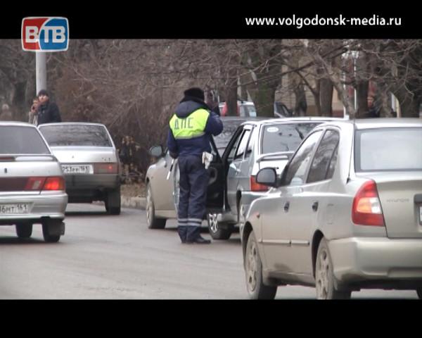 Очередную «партию» любителей нетрезвого вождения удалось задержать волгодонским полицейским