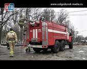 8 марта в Волгодонске при пожаре погибла женщина