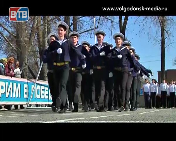 Финалисты смотра «Мы — будущее России» примут участие в параде 9 мая