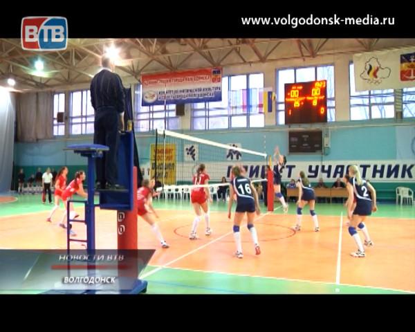 В первой игре 19 тура высшей лиги «А» по волейболу «Импульс-Спорт» проиграл иркутскому «Лого-Ангара»