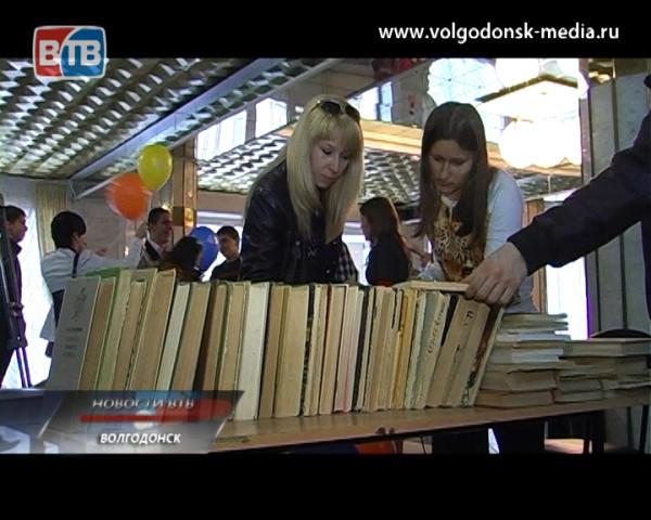 Свободу книгам! Популярный европейский проект — буккроссинг — теперь в Волгодонске