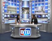 В гостях у Новостей ВТВ — фитнес-тренер Ольга Шапошникова
