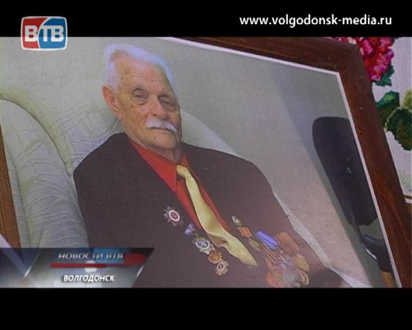 «Страницы нашей славы». История ветерана Александра Егорова