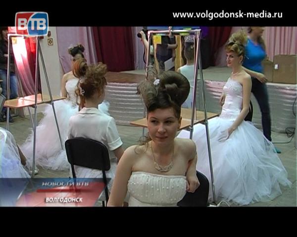Традиционный конкурс «Краса Волгодонска-2014» в очередной раз собрал мастеров в самом молодом городе области.