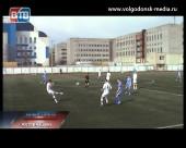 Первая игра футболистов «Маяка»