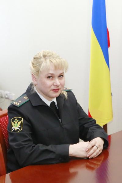 Волгодонскую службу судебных приставов возглавила женщина