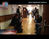 В Волгодонске стартовал весенний призыв