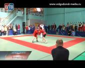 В Волгодонске прошёл первый турнир по самбо на кубок городской Думы