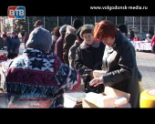 Очередная ярмарка «выходного дня» развернулась на площади Победы