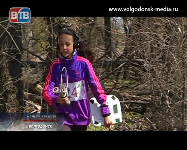 «Охота на лис». В Цимлянском районе проходят общероссийские соревнования по радиопеленгации