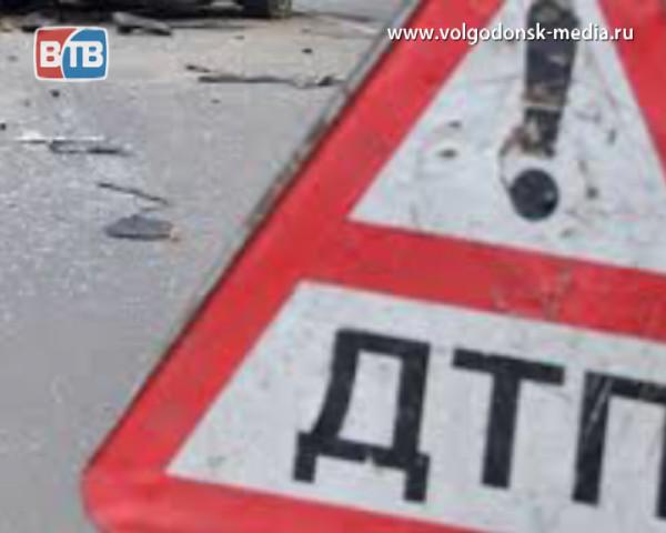 В ДТП в Волгодонске пострадал полуторагодовалый малыш