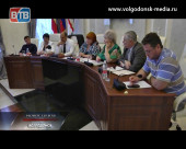 Молодежное правительство отчиталось о своей работе перед депутатами гордумы