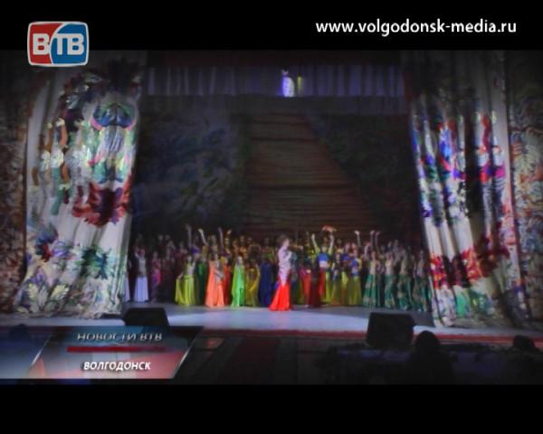 Юбилейное шоу-фантазия студии танца «Аиша»