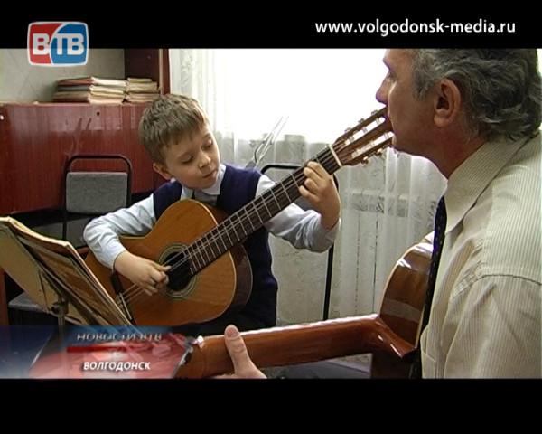 «Волгодонск культурный» представляет детскую музыкальную школу имени Рахманинова