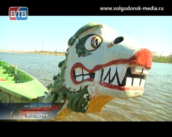 В ДЮСШ №4 состоялся открытый кубок по гребле на лодках класса «Дракон»