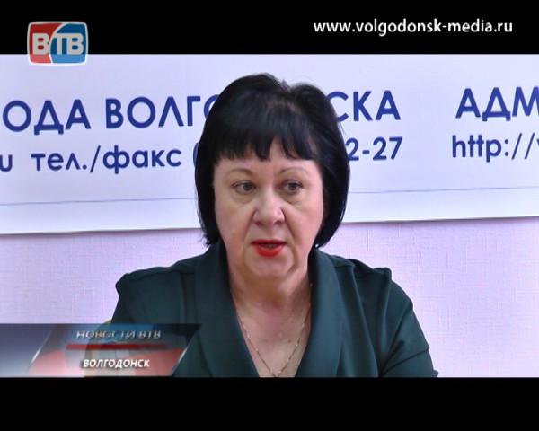 Волгодонск взял шефство над Крымом