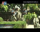 В Волгодонске прошли командно-штабные учения полиции