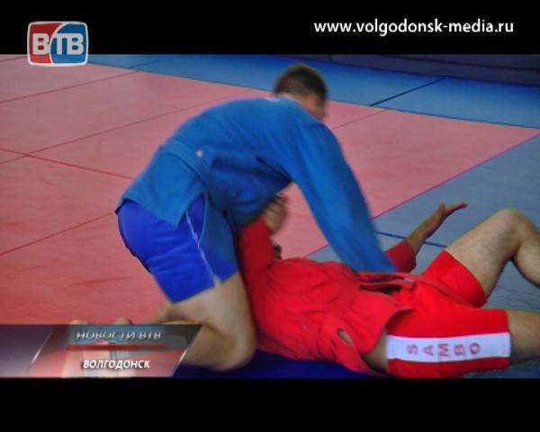 Спортсмен из Волгодонска за свои достижения получил памятную медаль Городской федерации дзюдо и самбо