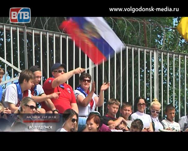 Спорт в массы. Волгодонск принял зональный этап Спартакиады Дона — 2014