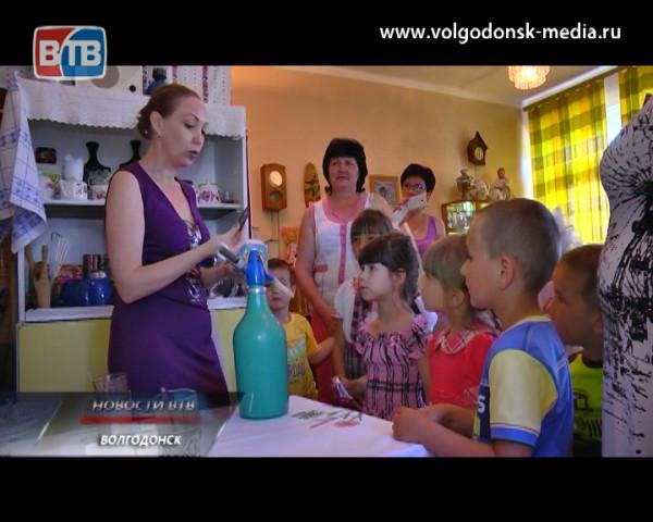 «Улыбка ребенка» Телекомпании ВТВ продолжается. Малыши из х. Семенкин приехали в «Радугу»