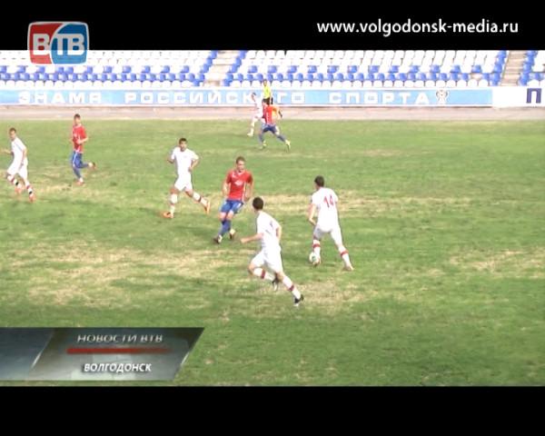 Волгодонский «Маяк» во второй домашней игре уверенно выиграл у своих оппонентов из Ростова-на-Дону