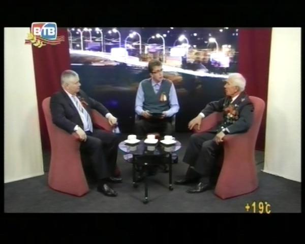 Добрый вечер, Петр Горчанюк и Владимир Мельников