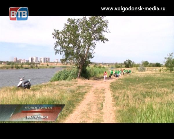 Волгодонск отмечает День эколога