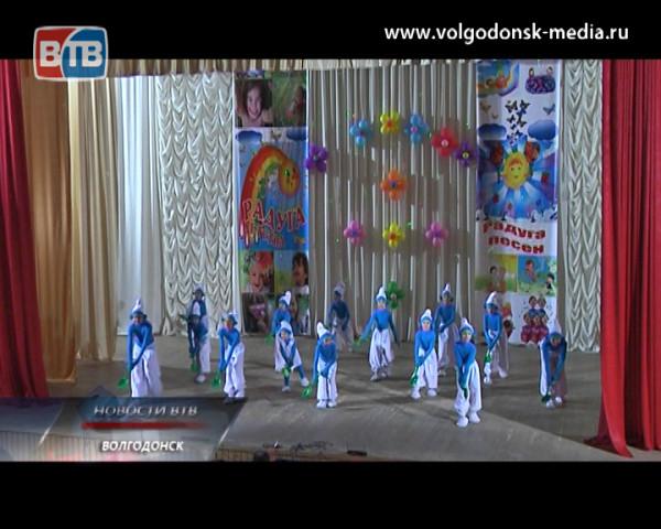 В рамках социальной акции «Улыбка ребёнка» прошёл концерт в поддержку воспитанников детского сада «Ромашка» хутора Семёнкин