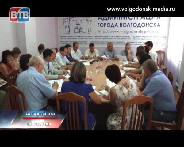 Депутаты обсудили изменения в бюджете Волгодонска