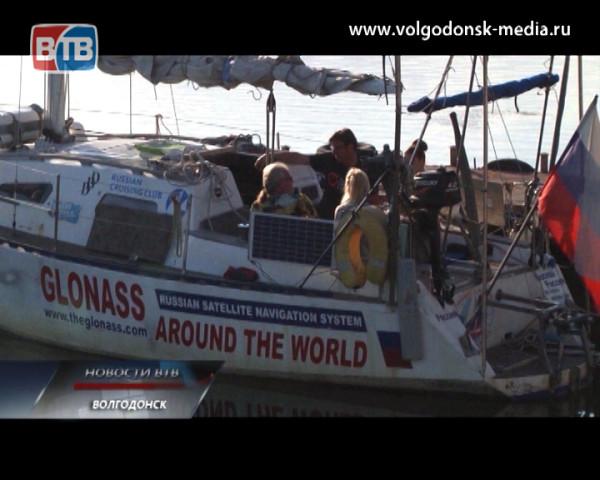Волгодонск принял гостей кругосветного путешествия