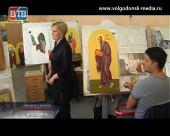 Волгодонские иконописцы. Как рождается святыня?