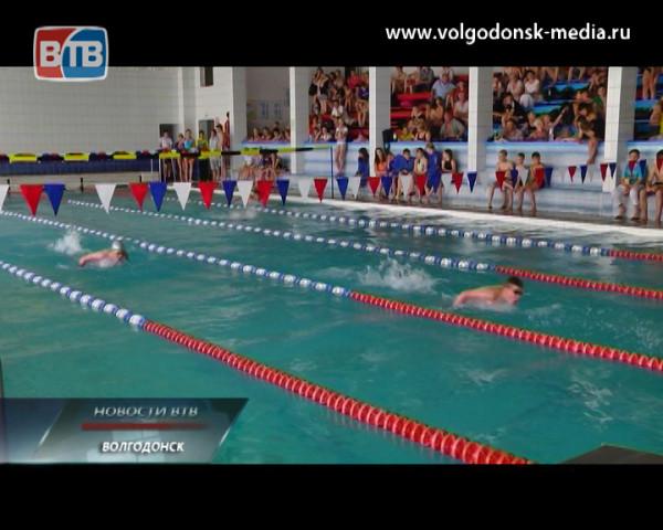 В течении 3 дней в Волгодонске будет проходить Чемпионат города по плаванию