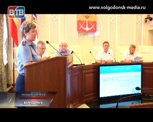 Конфликт развернувшийся на Украине отголосками дошел и до Волгодонска