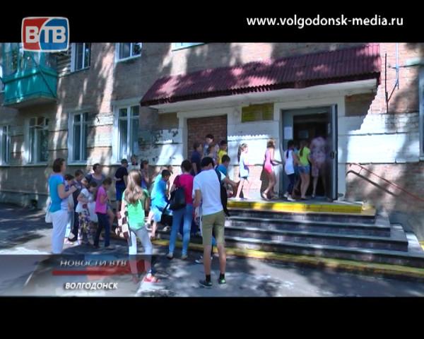 «Волгодонск культурный» представляет детскую библиотеку