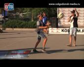 Волгодонск отметил всероссийский Олимпийский день традиционными соревнованиями