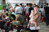 В Волгодонске уже более 800 беженцев из Украины