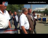 Итоги рабочей поездки губернатора Василия Голубева в Волгодонск