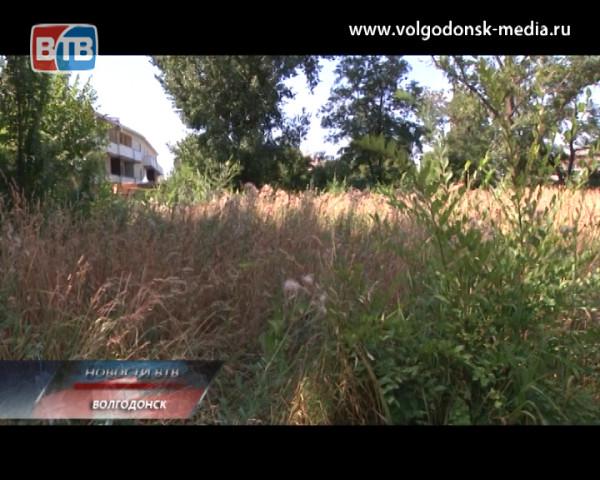Кому принадлежит заброшенное здание на Волгодонской?