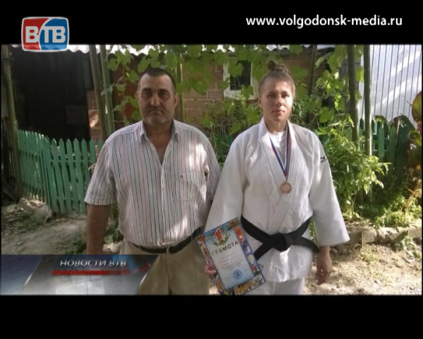 Очередные победы волгодонских дзюдоистов