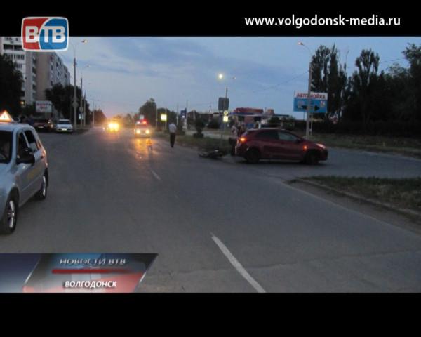 Статистика ДТП в Волгодонске пополнилась еще двумя авариями
