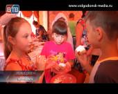 Первая выставка блюд для детей
